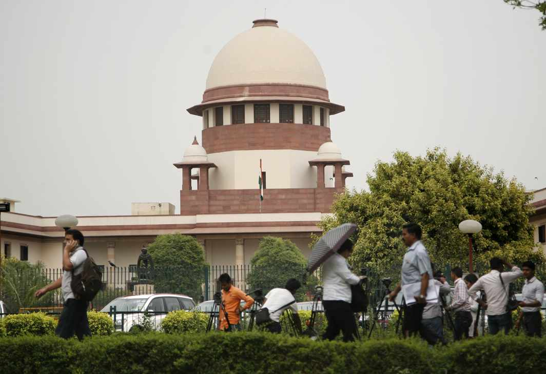supreme court of india In this landmark judgment, the supreme court of india in 1980 strengthened the  doctrine of the basic structure which was propounded earlier in.