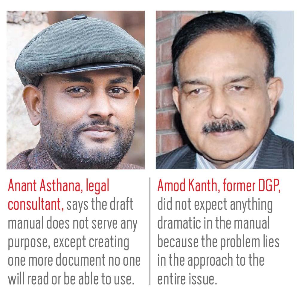 (L-R) Anant Asthana, Amod Kanth