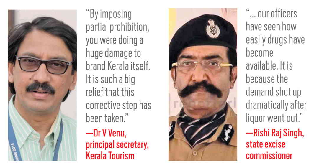 Prohibition in Kerala: Let the Good Times Roll