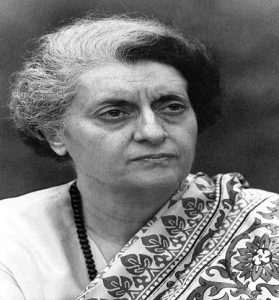 Modi, like Indira Gandhi, has a flair for making surprising and dramatic moves