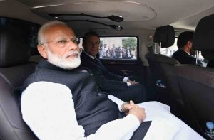 Modi's decision to go in for a desperate remedy of pulling out 86 per cent of cash from the hands of the people was bound to set off a fierce debate. Photo: UNI