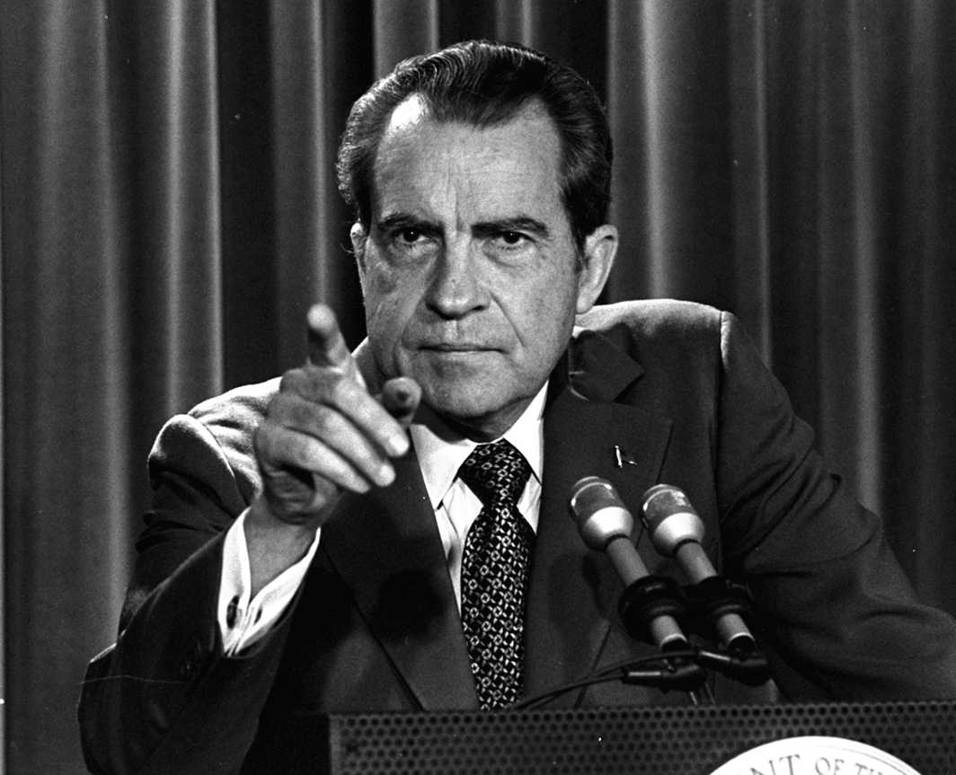 The Senate Select Committee pinned Richard Nixon and his cronies for their unethical practices in the run-up to the 1972 elections