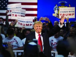 Nostalgia drives support for Donald Trump