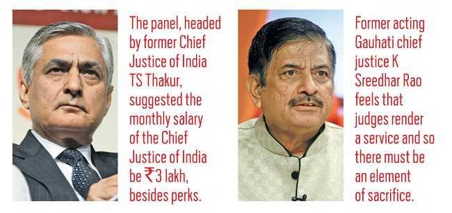 (L-R) TS Thakur and K Sreedhar Rao