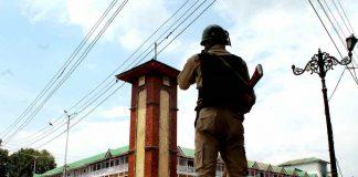 Kashmir LAL CHOWK