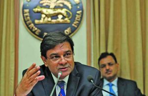 RBI Governor Urijit Patel. Photo: UNI