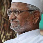 Anna Hazare. Photo: wikimedia