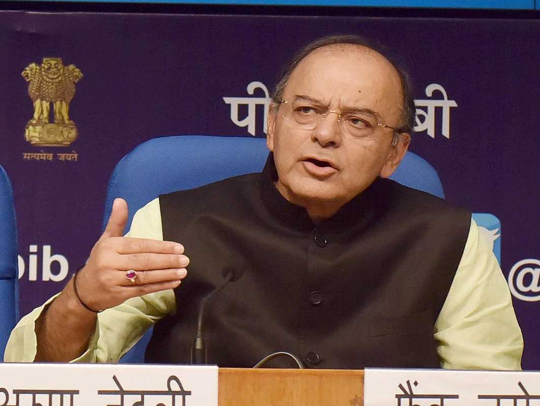 FM introduces bills to extend GST to J&K