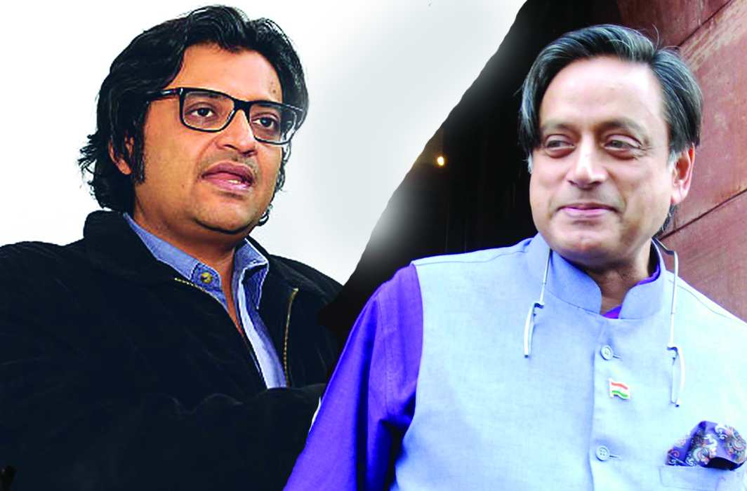 Respect Tharoor's right to remain silent, Delhi HC tells Republic TV