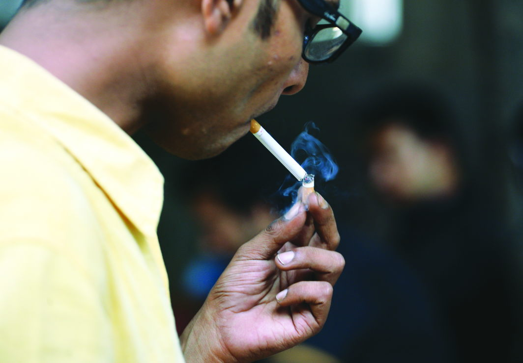 Tobacco Consumption: Going Up in Smoke