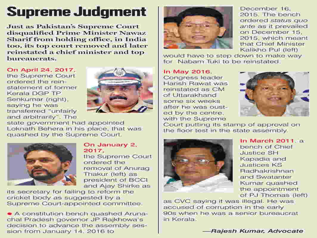 Supreme Judgement