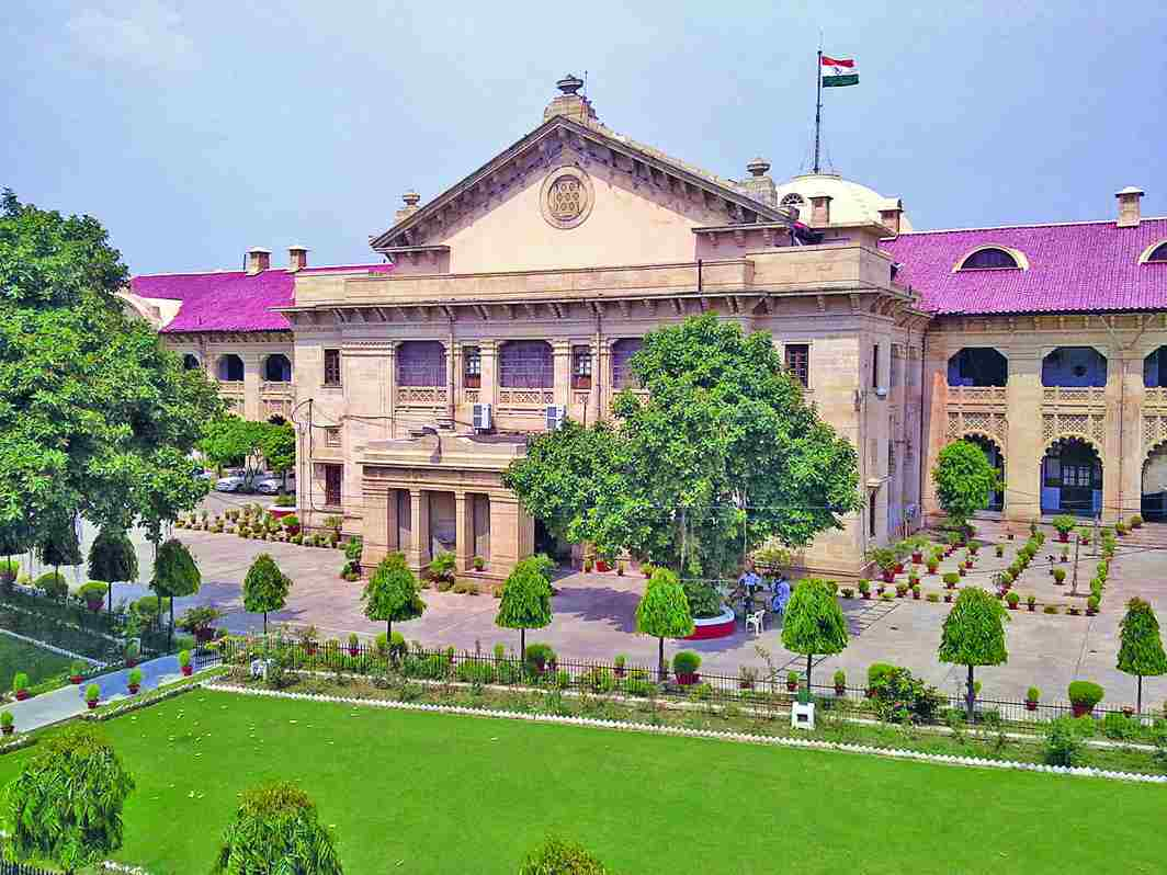 A man approached the Allahabad High Court, seeking quashing of summons against him and his family by his wife. Photo: Wikimedia.org