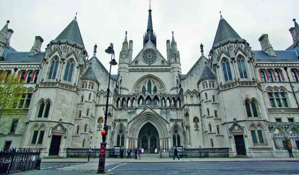 The UK Court of Appeal where Rabinder Singh became the first Indian-origin to be elevated to the rank of judge. Photo: mylawtutors.co.uk