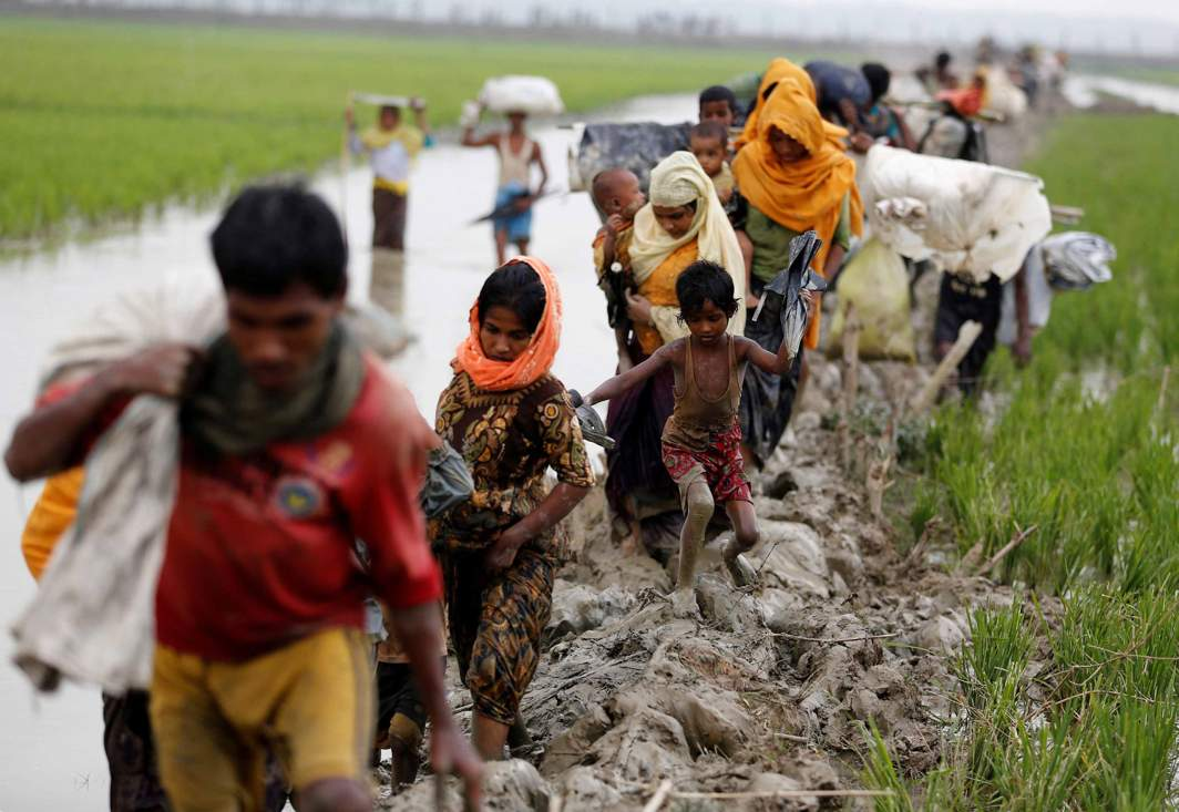 Pakistan deeply concerned over killing, displacement of Rohingya Muslims