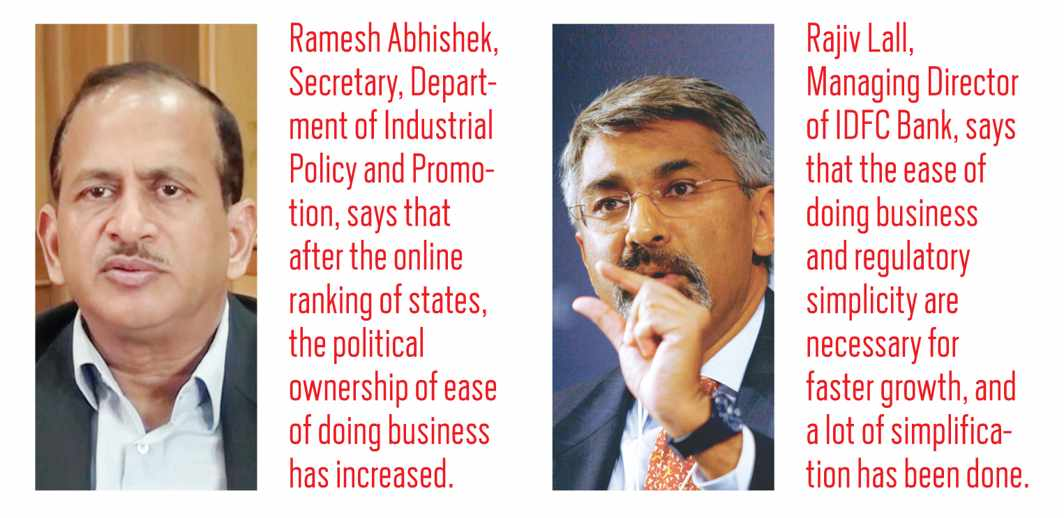 Survey on Business Reforms: All Hype, Few Reforms?