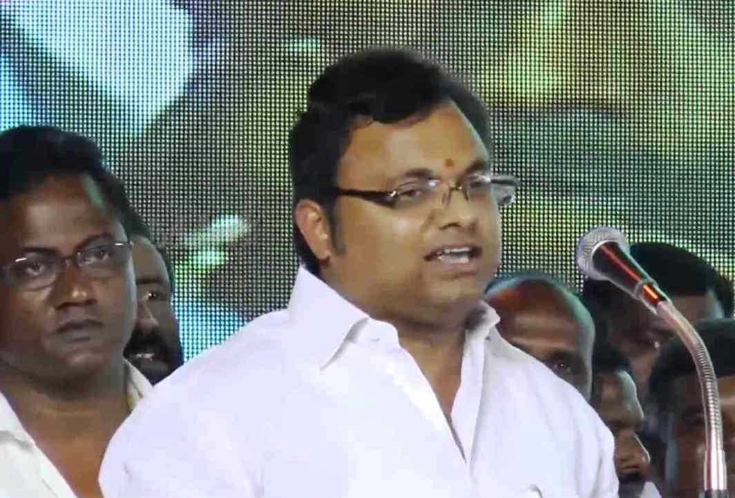 SC seeks CBI response to Karti Chidambaram's plea against lookout circular