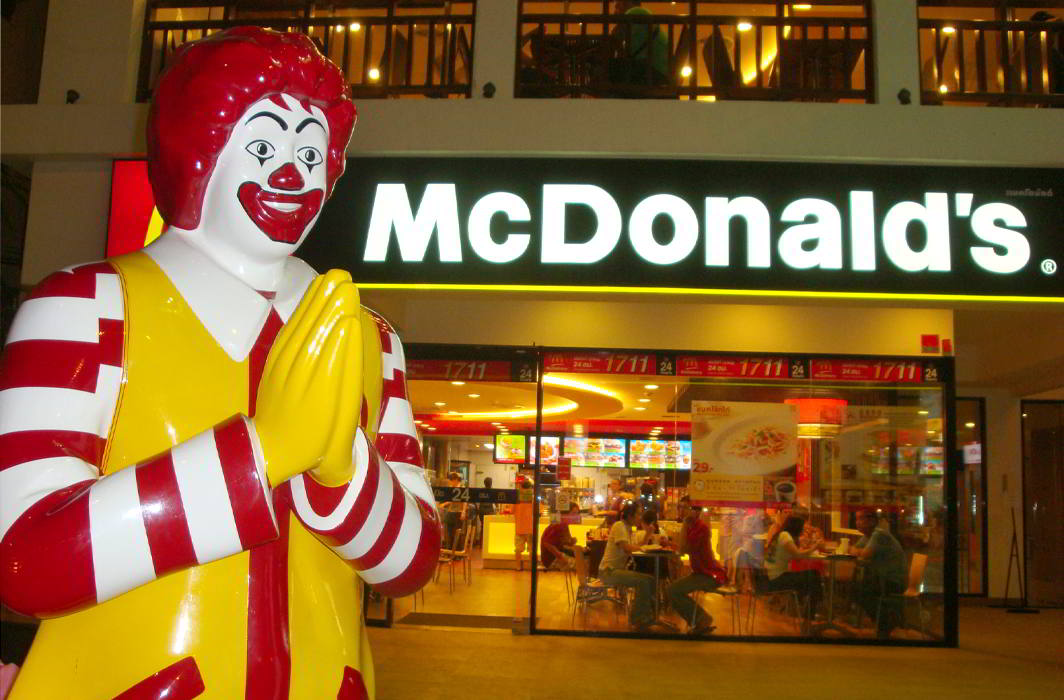 the mc donalds franchise internationally essay Bryson frazier mcdonalds corp bus 453 mc donalds corporation during  mc donalds case analysis essay  blamed the franchise operators for .