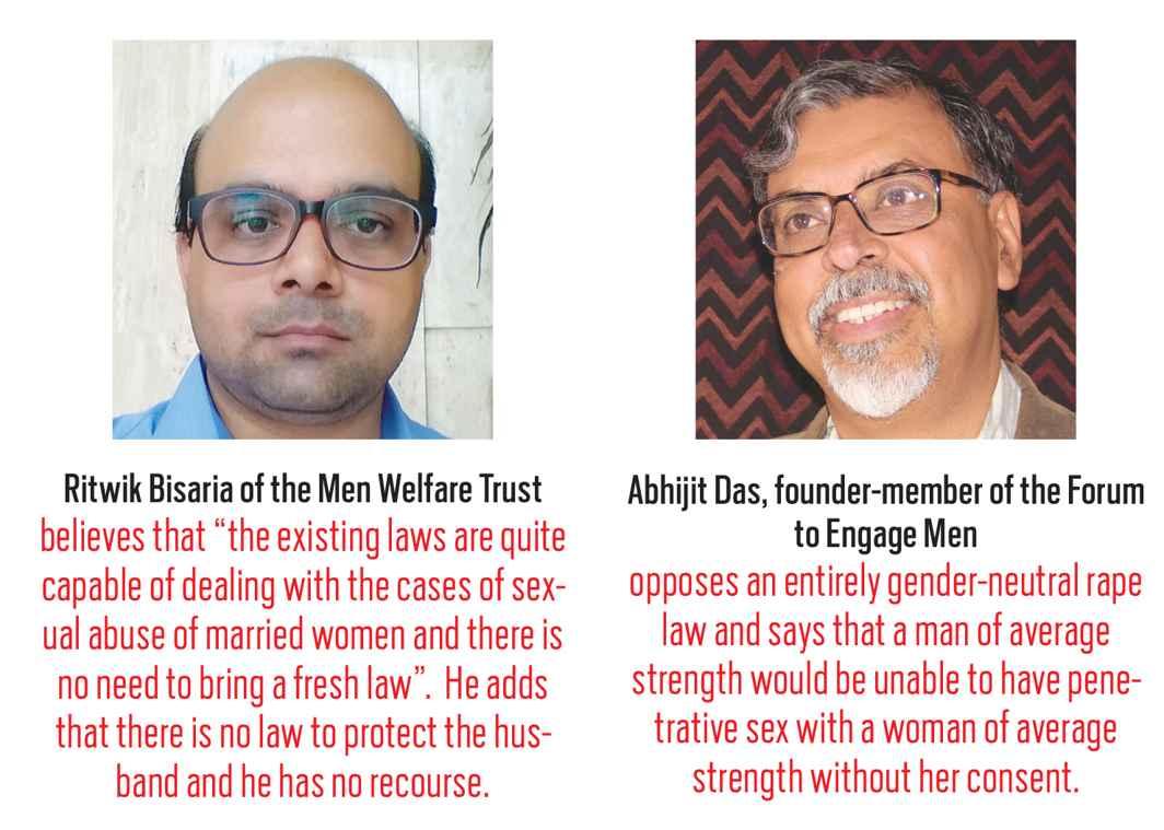 Marital Rape: Does No Really Mean No?