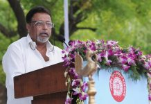 Mukul Roy has said that he will wait till the Durga Puja festivals are over in West Bengal before resigning as a TMC Rajya Sabha member as well. Photo: courtesy Photo Division, Government of India