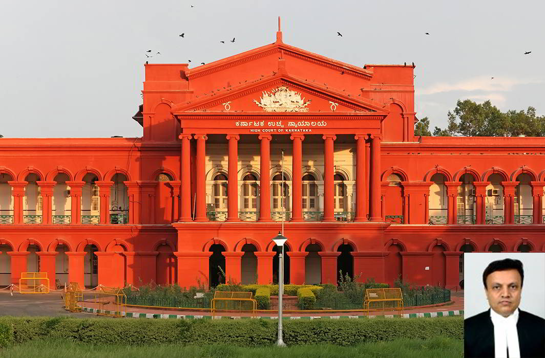 Justice Jayant Patel of Karnataka High Court declines transfer, resigns