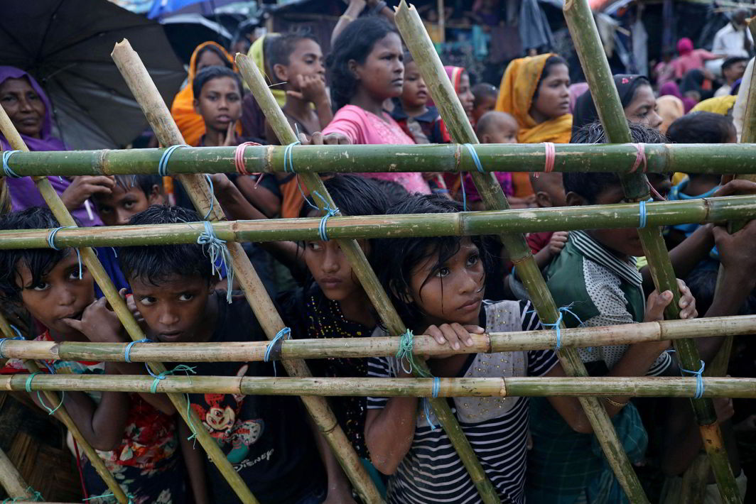 SC puts on hold Centre's plan to deport Rohingyas