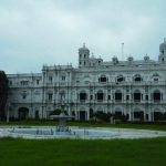 The sprawling Jai Vilas Palace that is under dispute. Photo: Mohitkjain123/Wikimedia