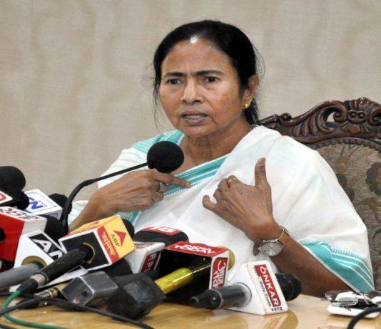 Mamata Banerjee (file picture). Photo: UNI