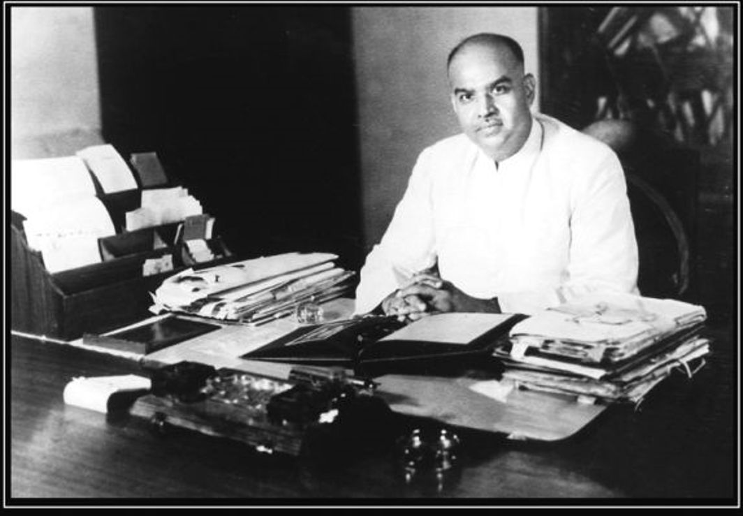 "SP Mookerjee was bent upon a war with Pakistan and repeatedly pressed his demand for undoing Partition in favour of an ""Akhand Bharat"". Photo: indiafacts.org"