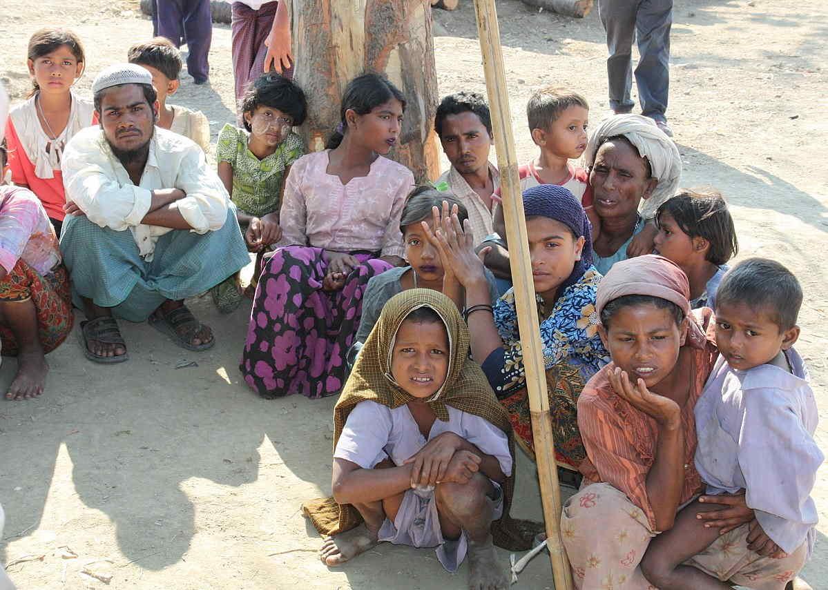 'Skin and bones': doctors fear for malnourished Rohingya children