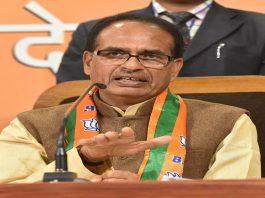 MP Chief Minister Shivraj Singh Chouhan (file picture). Photo: UNI