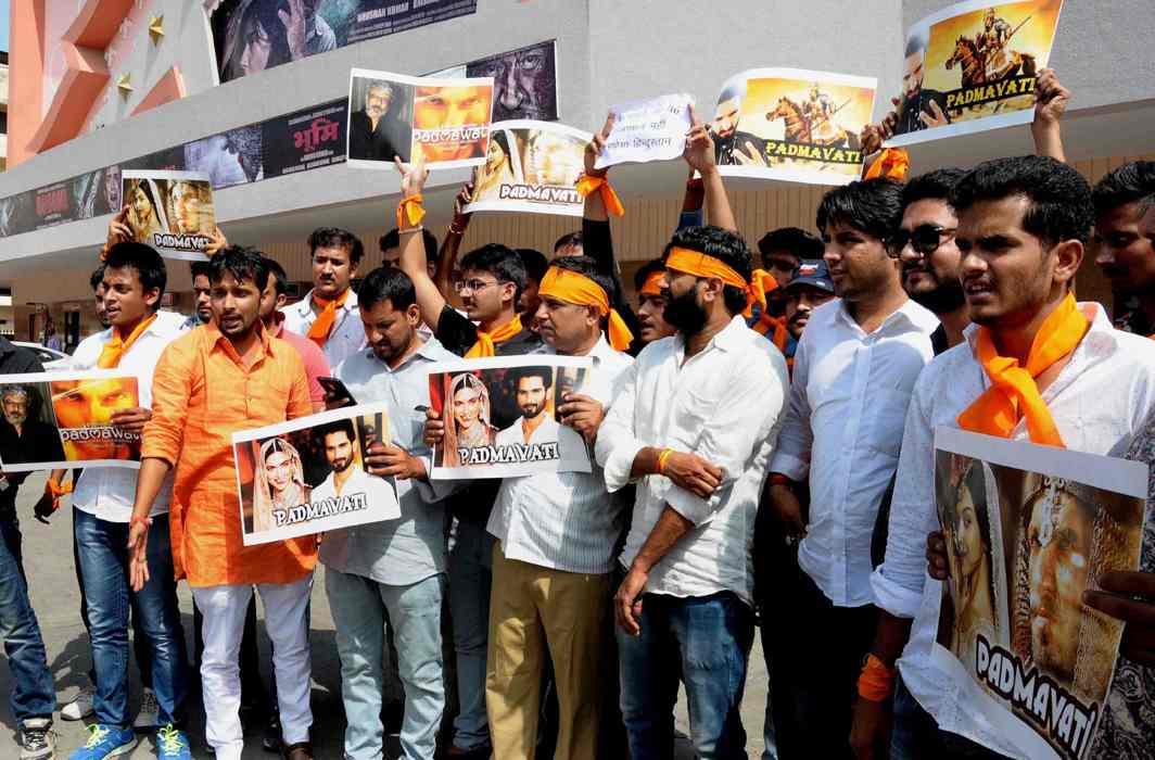 Supreme Court junks plea seeking cuts in Padmavati