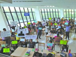 National Law University Protests: Campus on the Boil