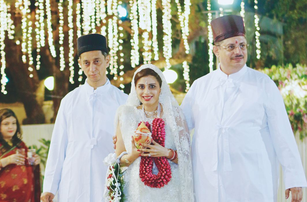 A Parsi wedding showcases the unique culture and tradition of the community. Photo: formyshaadi.com/blog