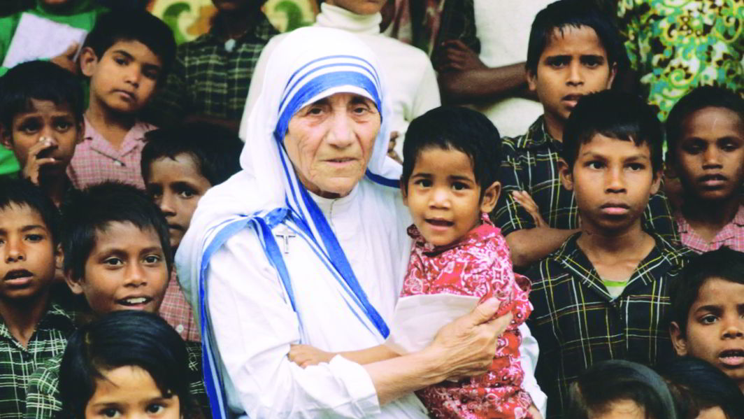 Mother Teresa's adoption process laid emphasis on the child's well-being