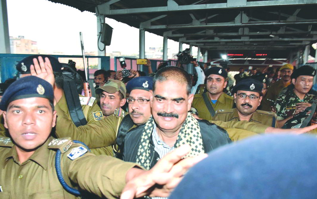 Former RJD MP Mohammad Shahabuddin has been named an accused in the Rajdeo Ranjan murder case