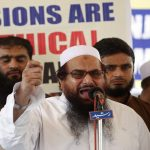 Hafiz Saeed, mastermind of the 26/11 Mumbai terror attacks. Photo: UNI