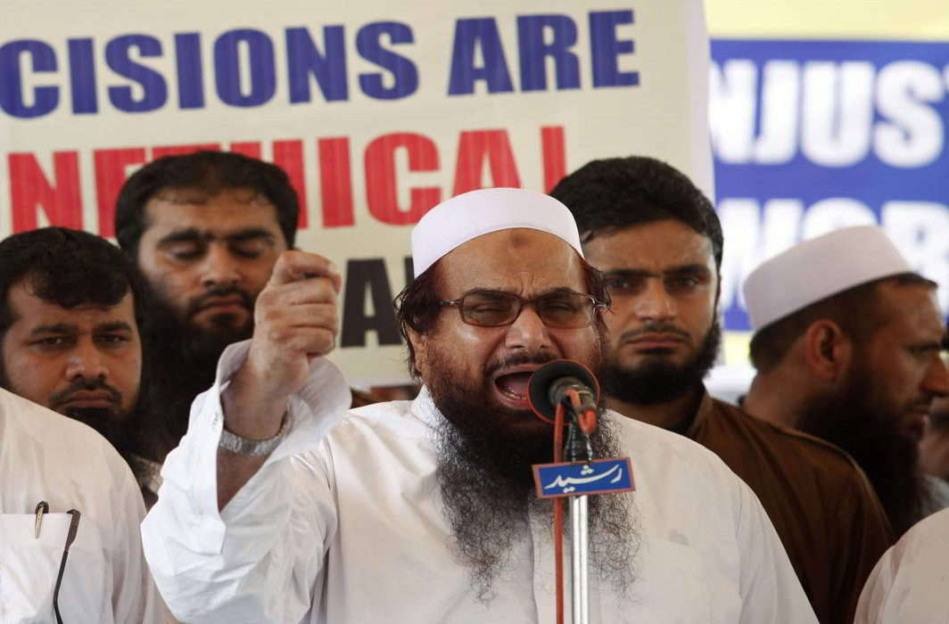 Hafiz Saeed's Release Reaffirms One's Belief in