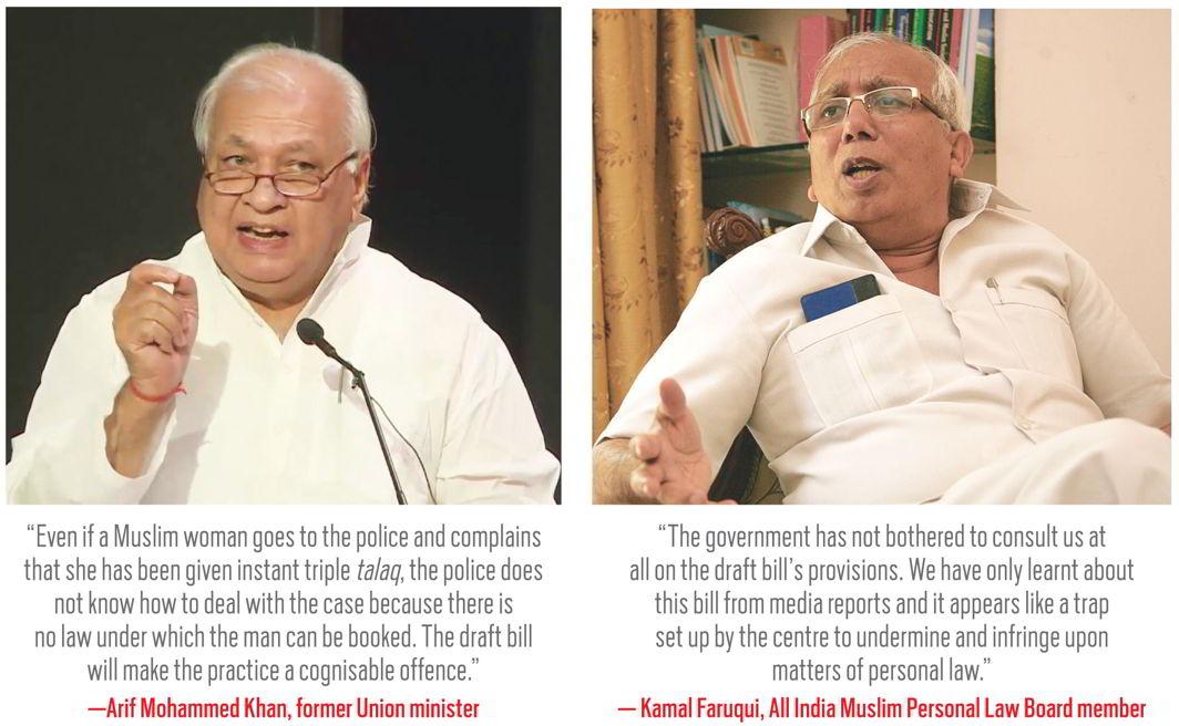 Triple Talaq Draft Bill Shrouded in Secrecy