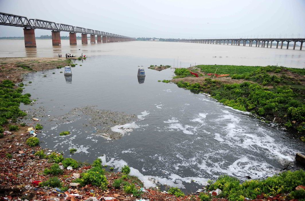 Ganga in Allahabad/Photo: Anil Shakya
