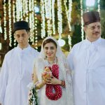 A Parsi marriage being consummated (representative image)/Photo Courtesy: www.formyshaadi.com