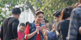Smartphones have taken the internet within the reach of more Indians/ Photo: Anil Shakya