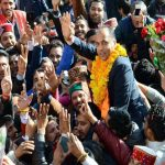 Handpicked by Modi and Shah, Jai Ram Thakur takes oath as Himachal CM