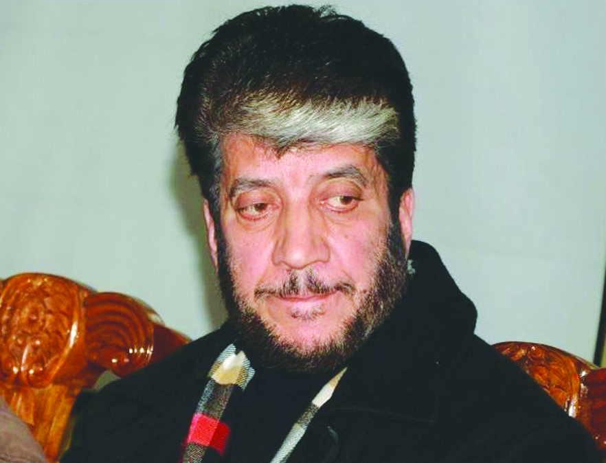 Separatist leader Shabbir Shah