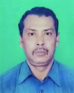 Shankar Dutta Roy, former director, West Bengal CID's fingerprint bureau
