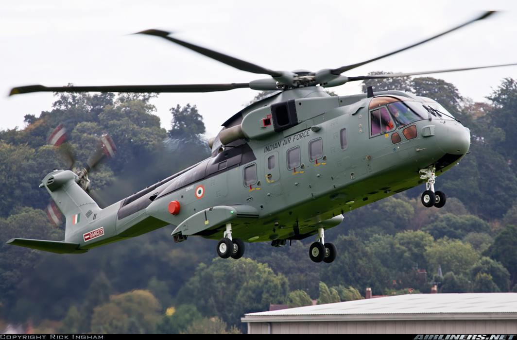 Agusta, an Indian Affair Now