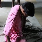 A mentally unstable patient (representative image). Photo courtesy: www.hrw.org