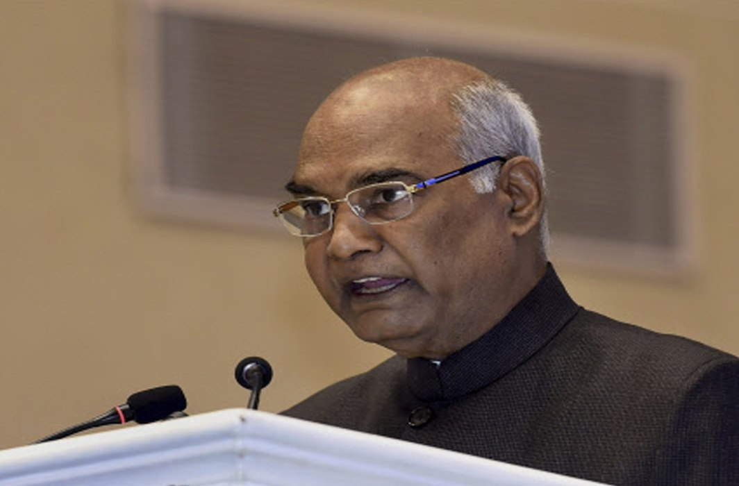 President Kovind's Maiden Address to Parliament Focuses On Social Sector