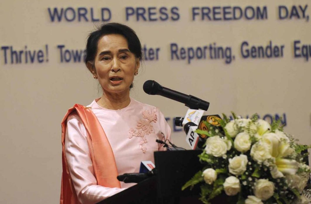 Trump admin. condemns Myanmar for jailing Reuters journalists
