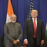 Prime Minister, Narendra Modi meeting the President of USA, Donald Trump, in Manila, Philippines on November 13, 2017/Photo: PIB