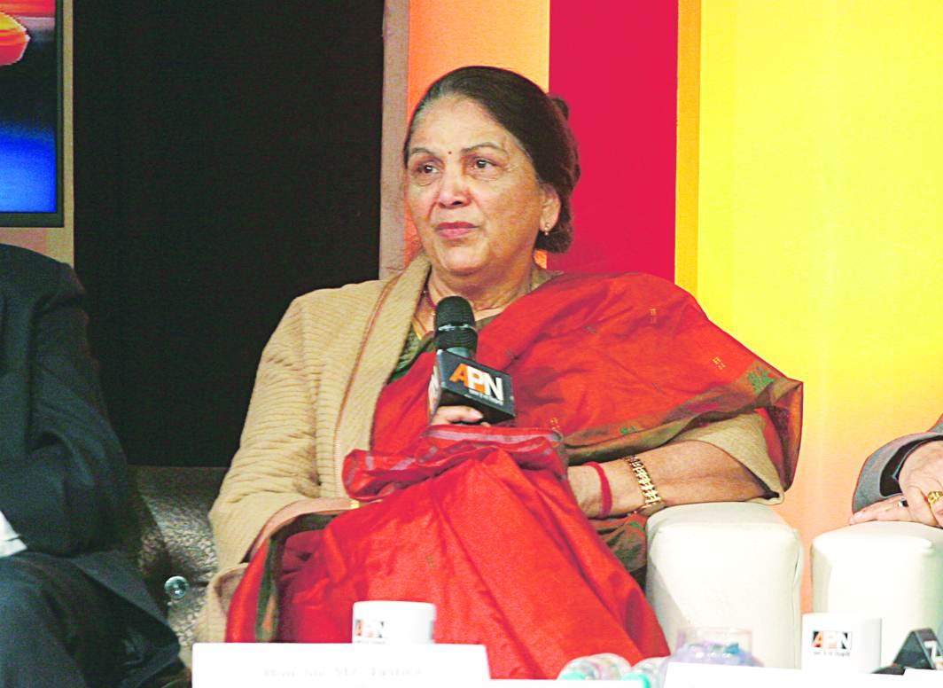 Former Supreme Court judge Gyan Sudha Misra